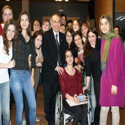 Prof. Dr. Nevzat Tarhan Fotoğraf Galerisi 14