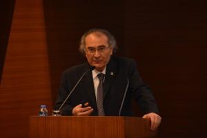 Prof. Dr. Nevzat Tarhan Vergi Müfettişlerine Stres Yönetimi ve Öfke Kontrolünü anlattı.