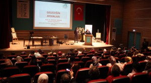 Prof. Dr. Nevzat Tarhan Ahde Vefa Gecesi'ne katıldı…