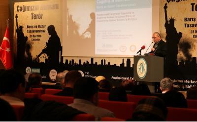 """Prof. Dr. Nevzat Tarhan: """"3. Dünya Savaşı Başladı."""""""