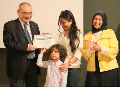 """Prof. Dr. Nevzat Tarhan: """"Aile Bütünlüğüne önem veren aile danışmanları yetiştirmeliyiz"""""""