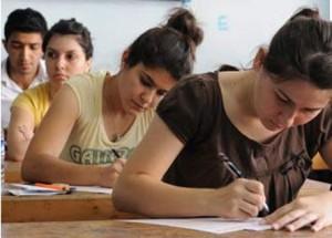 Üniversite sınavları gençlerin kabusu