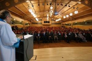 Rektör Tarhan Akademik Yıl Açılışında Konuştu...