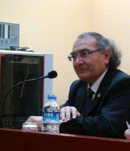 Türk Ocağında yılın ilk dersini Rektör Tarhan verdi…