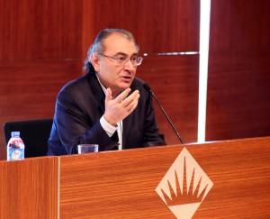 Prof. Dr. Nevzat Tarhan Bahçeşehir Üniversitesi öğrencileriyle söyleşti…