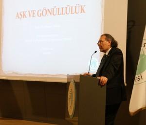 """Prof. Dr. Nevzat Tarhan: """"Aşk değil, Aşksızlık Hastalıktır"""""""