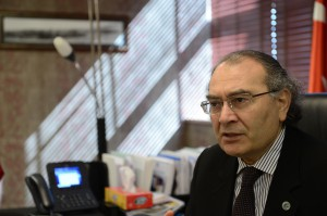 """Prof. Dr. Nevzat Tarhan: """"3. NESİL ÜNİVERSİTEYİZ"""""""