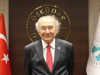 Prof. Dr. Tarhan, Rektör Foto 2