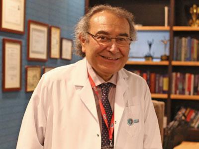 Prof. Dr. Tarhan, Psikiyatrist