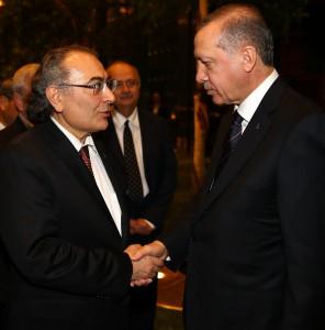 Nevzat Tarhan-Cumhurbaşkanı Recep Tayyip Erdoğan